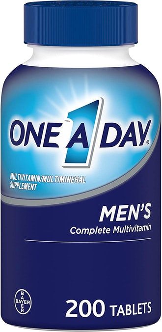 One A Day Men's Multivitamin, 200-Count