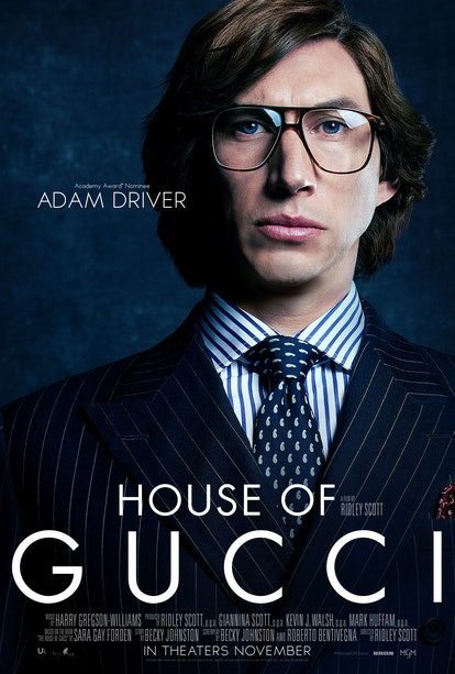 Adam Driver in 'House of Gucci'