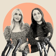 Emma Roberts and Karah Preiss are friends and business partners.