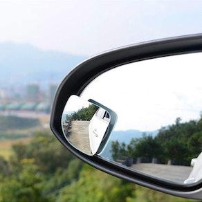 Ampper Blind Spot Mirror (Pack Of 2)