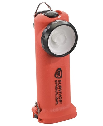 Streamlight Survivor LED Flashlight with DC Charger