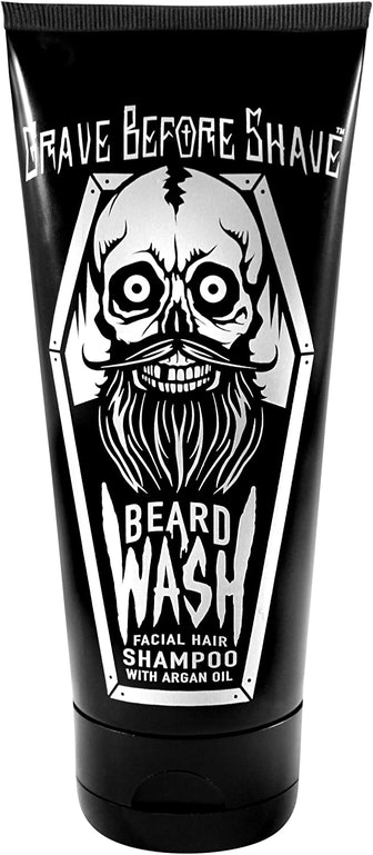 Grave Before Shave Beard Wash, 6 oz.