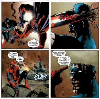 Marvel Zombies What If...?