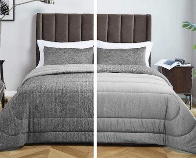 Bedsure Warming & Cooling Comforter Set (3 Pieces)