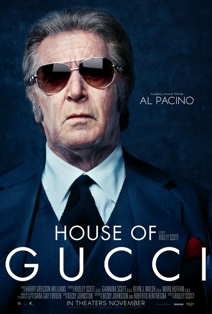 Al Pacino in 'House of Gucci'