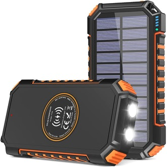 Riapow Solar Charger