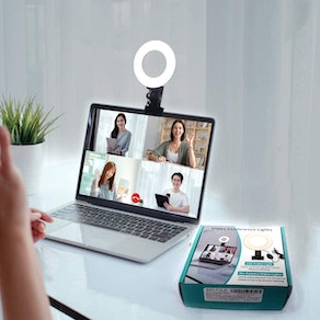 SELFILA Dimmable Led Ring Light