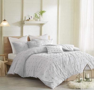 Urban Habitat Pom Pom Comforter Set (7 Pieces)