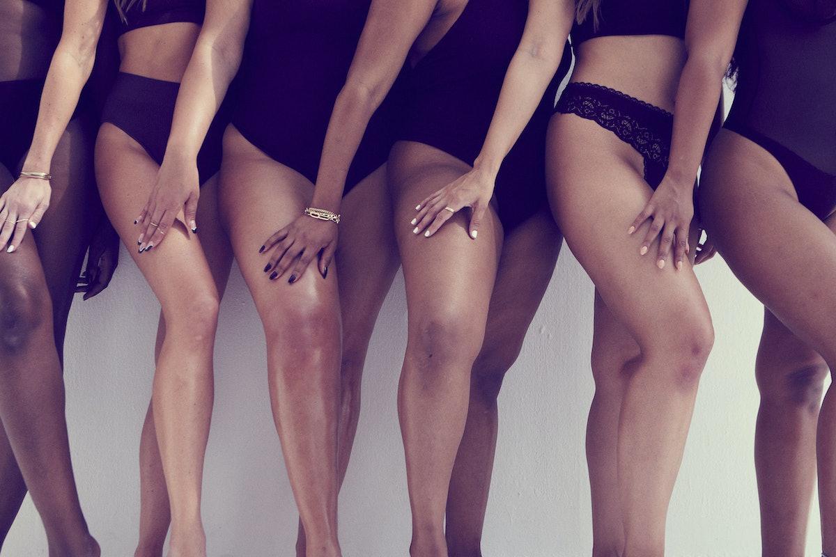 KETISH promo shot of women's legs
