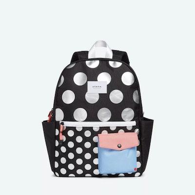 State Metallic polka dot backpack at Target