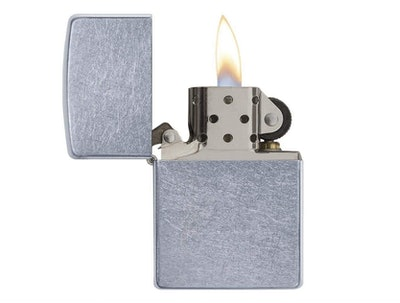 Zippo Windproof Lighter And All-in-One Kit