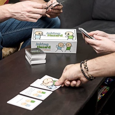 Joking Hazard: An Offensive Card Game From Cyanide & Happiness