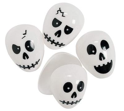 Halloween Skull Easter Eggs Set Of 72