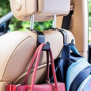 HOUSE DAY Car Seat Headrest Hooks