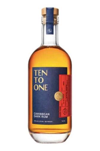 Ten to One Dark Rum