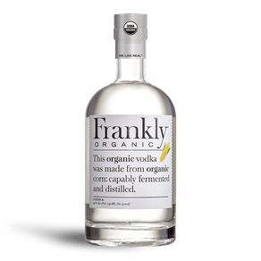 Frankly Organic Original Vodka