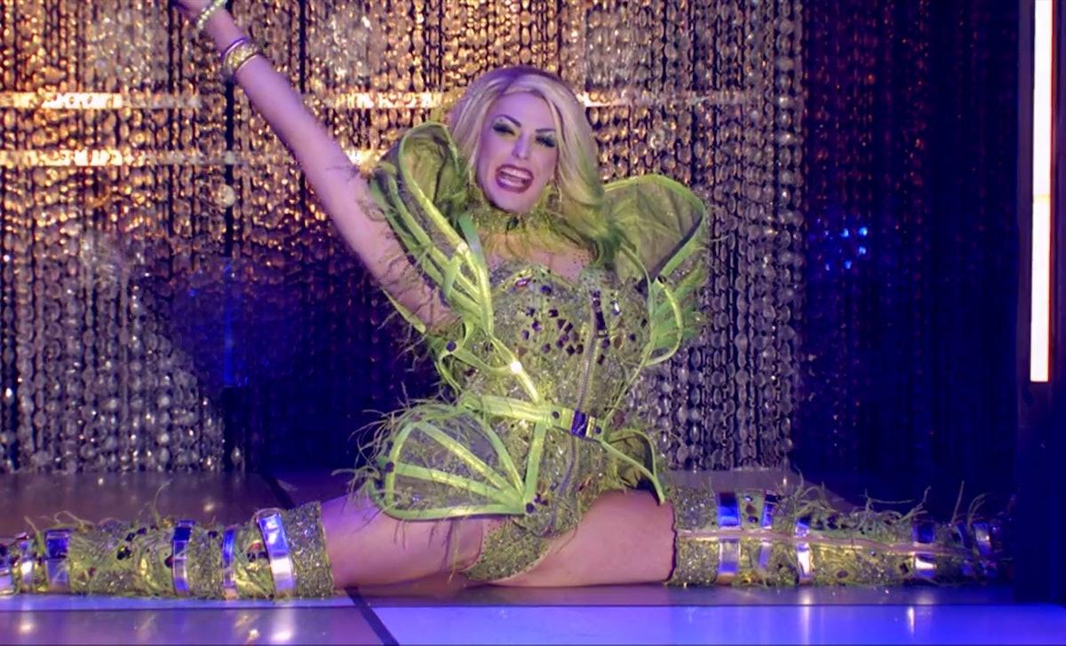 Laganja Estranja recreated her 'Drag Race' Season 6 entrance for her 'All Stars 6' lip sync.