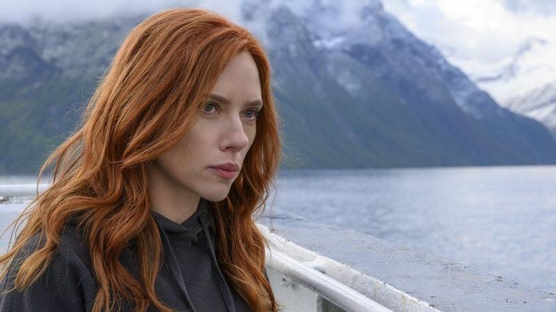 Scarlett Johannson in 'Black Widow'