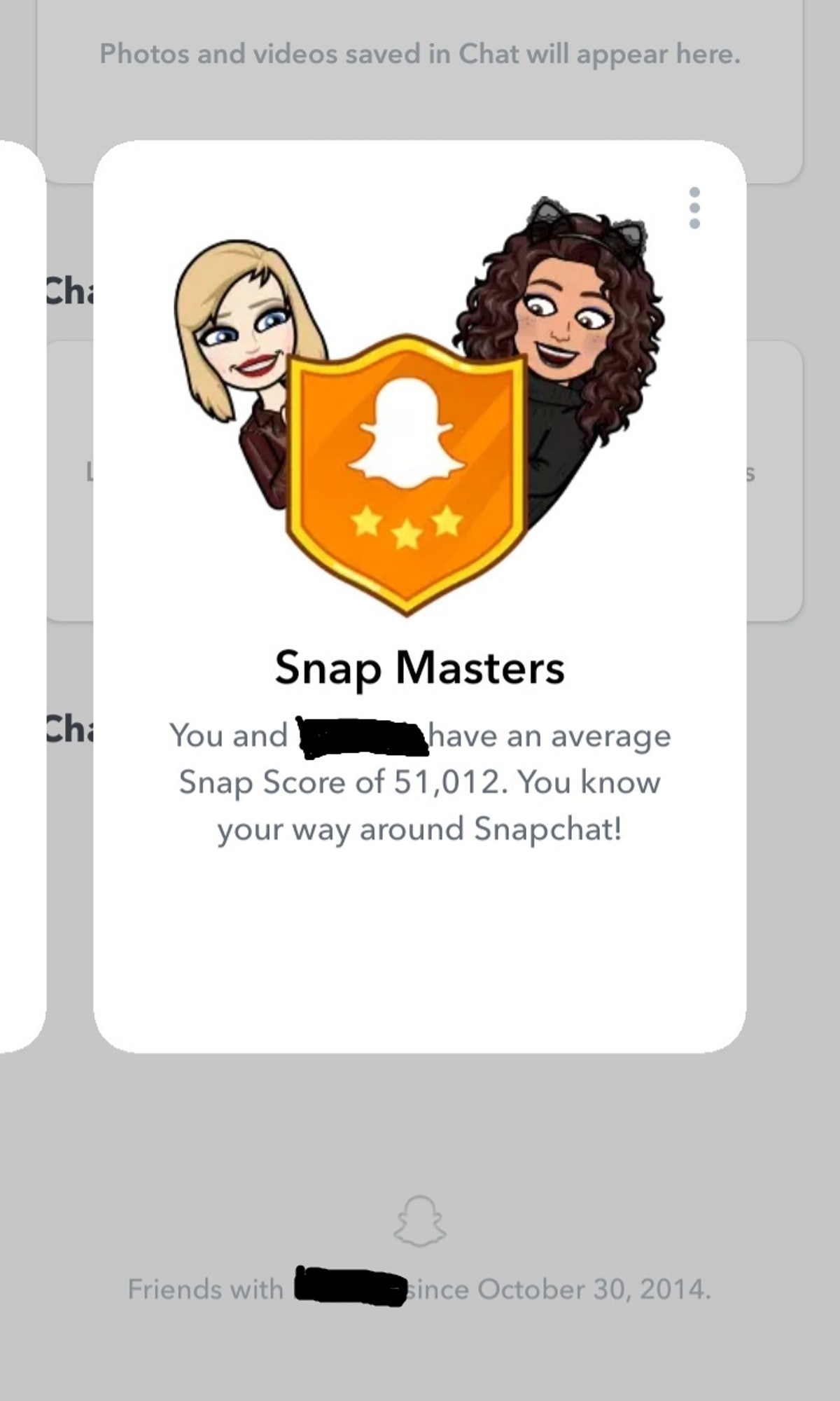 This Snapchat Charms list features so many different badges to earn.