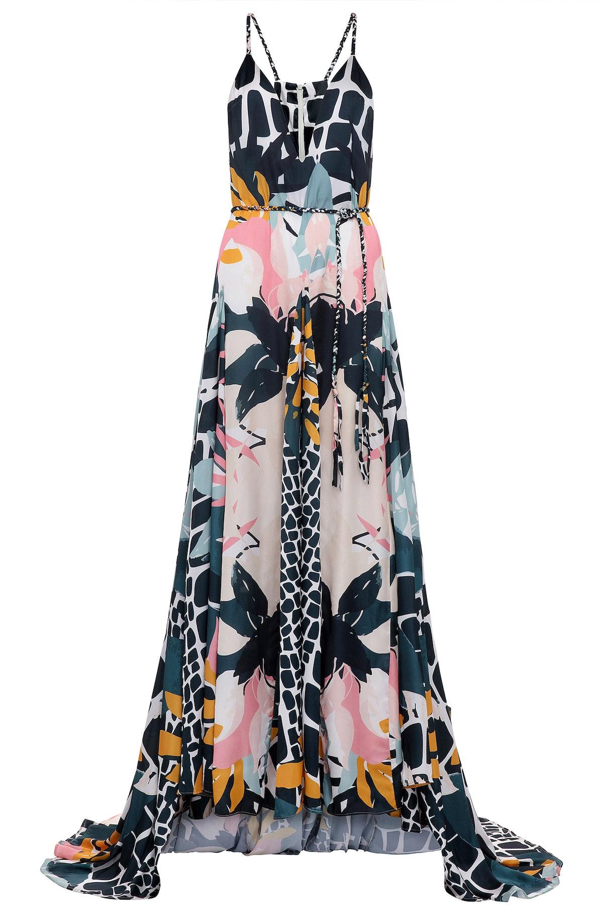 Manzanilla Breeze maxi dress from Shoma the Label.