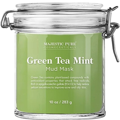 Majestic Pure Green Tea Mint Mud Mask
