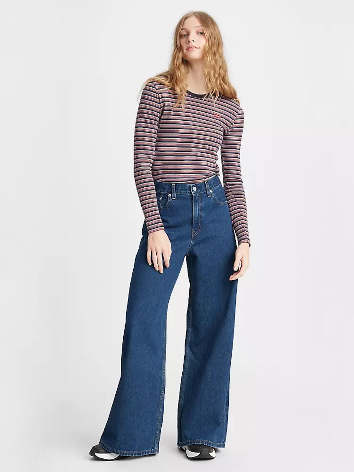 Levi's Loose Ultra Wide Women's Jeans