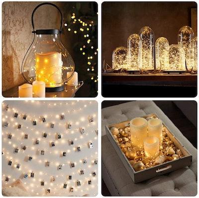 Twinkle Star LED Fairy Lights