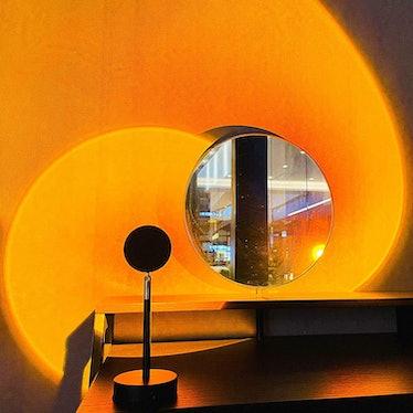 Tibbiden Sunset Lamp Projection Led Light