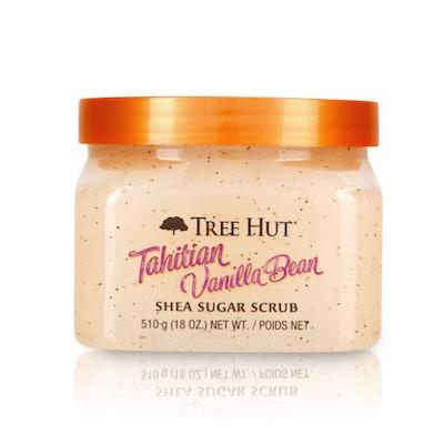 Tree Hut Tahitian Vanilla Bean Sugar Scrub