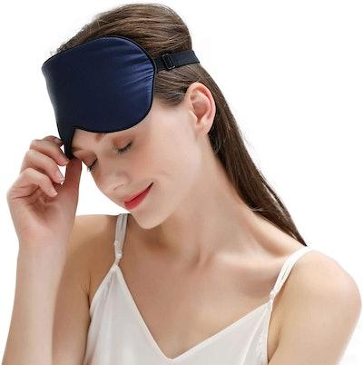 ZIMASILK 100% Natural Silk Sleep Mask