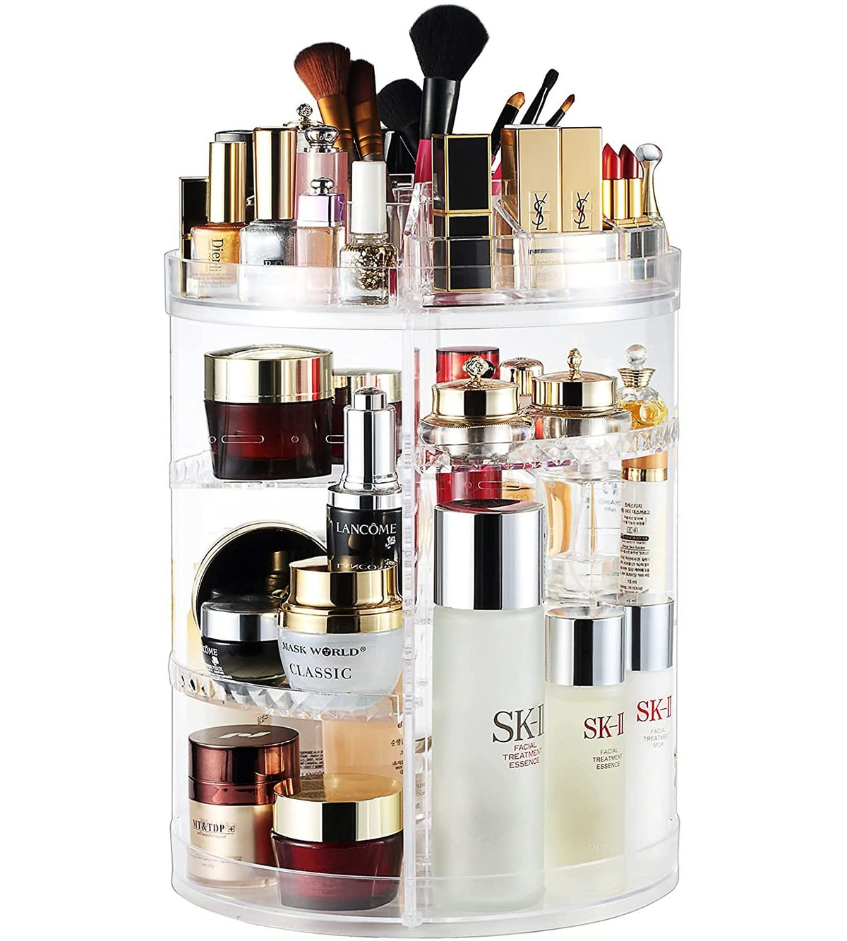 AMEITECH Rotating Cosmetic Storage Display