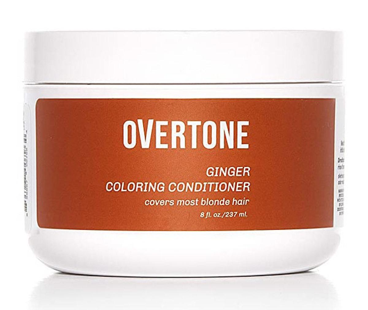oVertone Haircare Vibrant Purple Coloring Conditioner