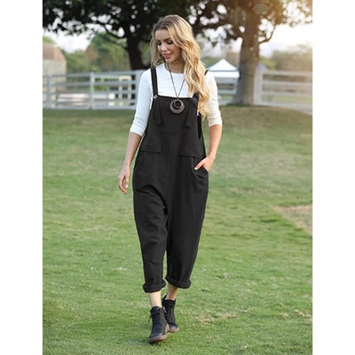 YESNO Overall Jumpsuit
