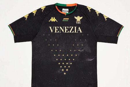 Venezia FC Kappa Home Jersey