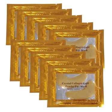 Vandarllin24K Gold Collagen Under Eye Masks (30 Pairs)