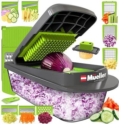 Mueller Austria Pro-Series 8 Blade Vegetable Slicer
