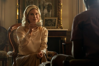 ELIZABETH MITCHELL as LIMBREY in episode 204 of OUTER BANKS.