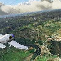 'Microsoft Flight Simulator' in 11 jaw-dropping photos