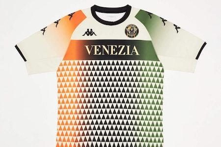 Venezia FC Kappa Away Jersey