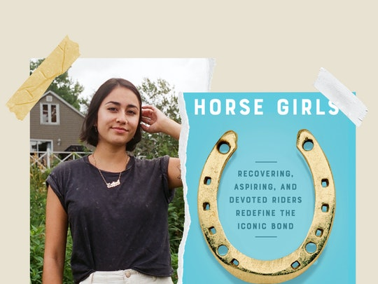 In the collection 'Horse Girls,' Braudie Blaise-Billie writes about her equestrian past.