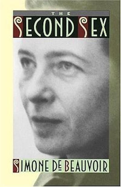 'The Second Sex' by Simone de Beauvoir