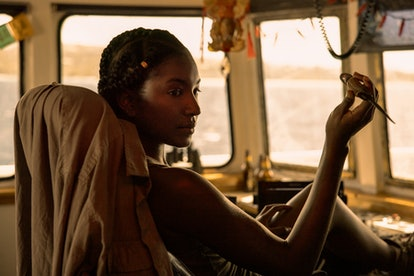 Carlacia Grant as Cleo on Netflix's 'Outer Banks'