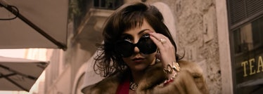 Lady Gaga in 'House of Gucci' trailer