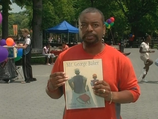 Reading Rainbow first aired in 1993.