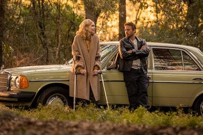 Elizabeth Mitchell as Carla Limbrey on Netflix's 'Outer Banks'