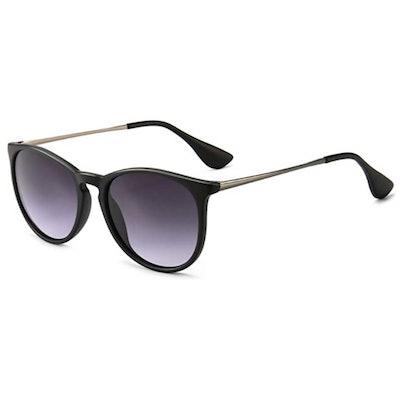SUNGAIT Classic Round Sunglasses