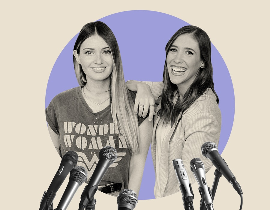 Kind Campaign co-founders Molly Thompson & Lauren Paul.