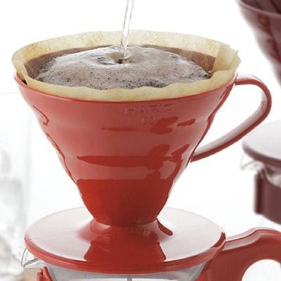 Hario V60 Plastic Coffee Dripper