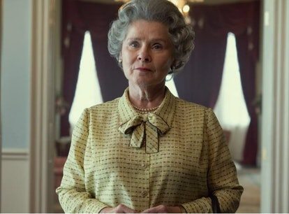 These 'Harry Potter' tweets about Imelda Staunton's 'The Crown' photo are way too good.