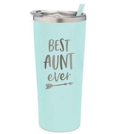 Best Aunt Ever Tumbler